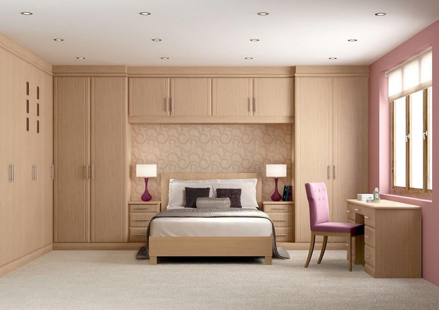 Giường Ngủ Đẹp 99 mẫu giường đẹp đơn giản có thể đặt thợ làm ngay