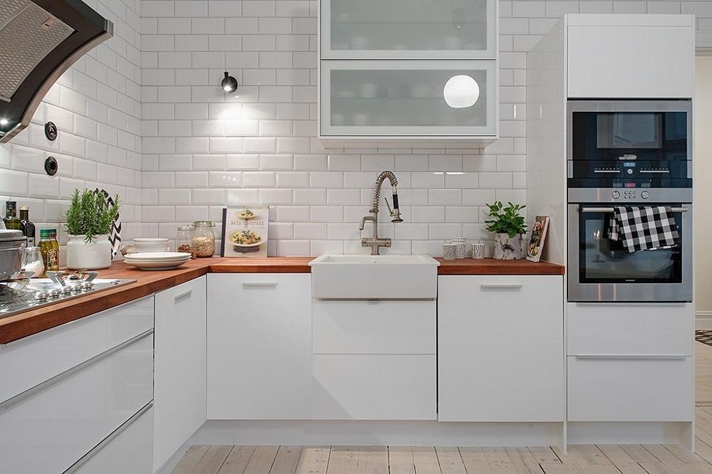 Tủ Bếp Đẹp Và Hiện Đại Được Nhiều Người Sử Dụng Năm 2018