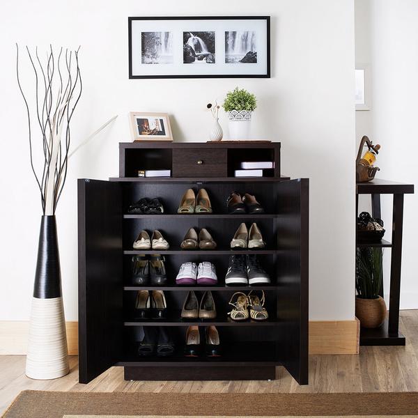 Tủ giày gỗ công nghiệp