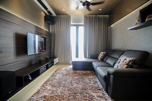 Mẫu thiết kế nội thất cho không gian hẹp