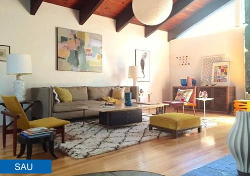 Cải tạo phòng khách cũ thành phòng khách mới đẹp lung linh