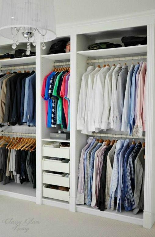 Những mẫu thiết kế tủ quần áo mới nhất năm 2019 15