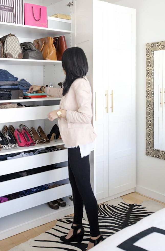 Những mẫu thiết kế tủ quần áo mới nhất năm 2019 11