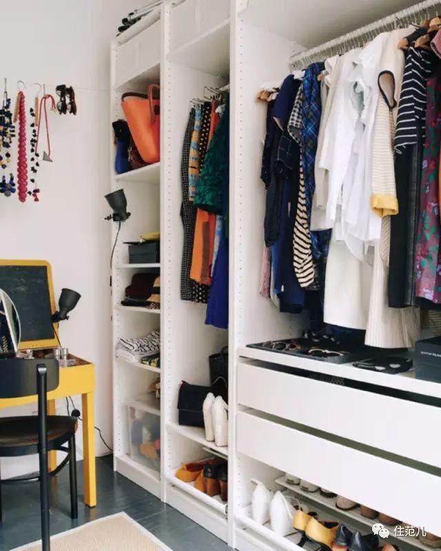 Những mẫu thiết kế tủ quần áo mới nhất năm 2019 16