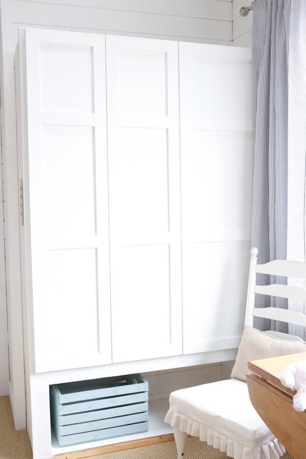 Những mẫu thiết kế tủ quần áo mới nhất năm 2019 8