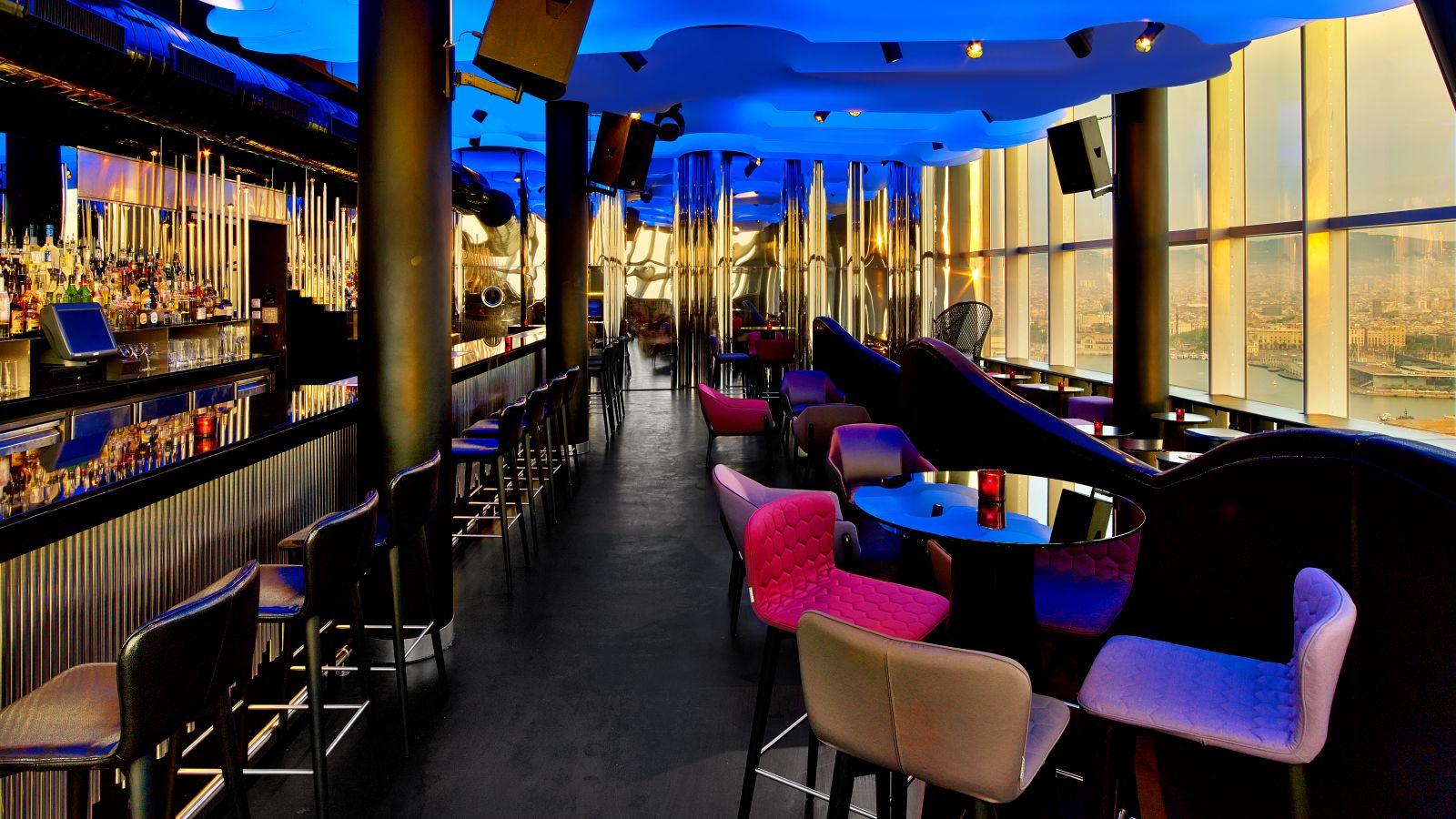 Ghế Sofa Quán Bar