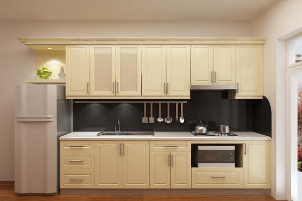 10 Mẫu tủ bếp đẹp được xem nhiều nhất