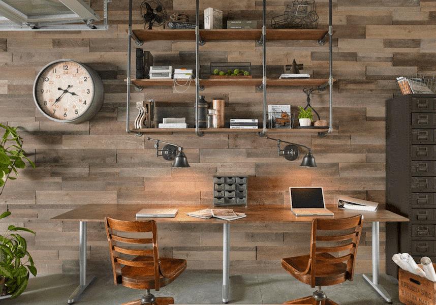 5 gợi ý thiết kế văn phòng làm việc tại nhà