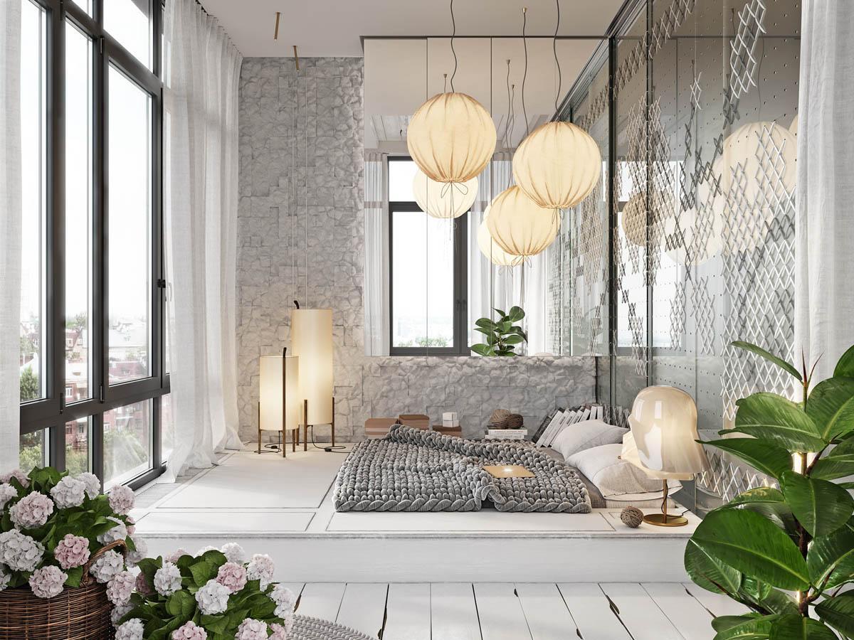 51 ý tưởng thiết kế phòng ngủ đẹp nhất 2019