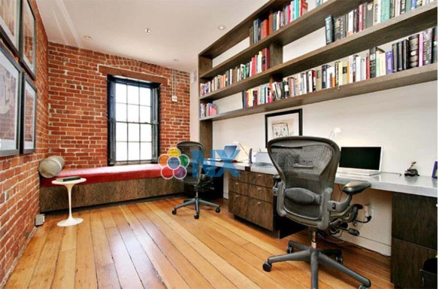 6 ý tưởng thiết kế văn phòng tại nhà chuyên nghiệp