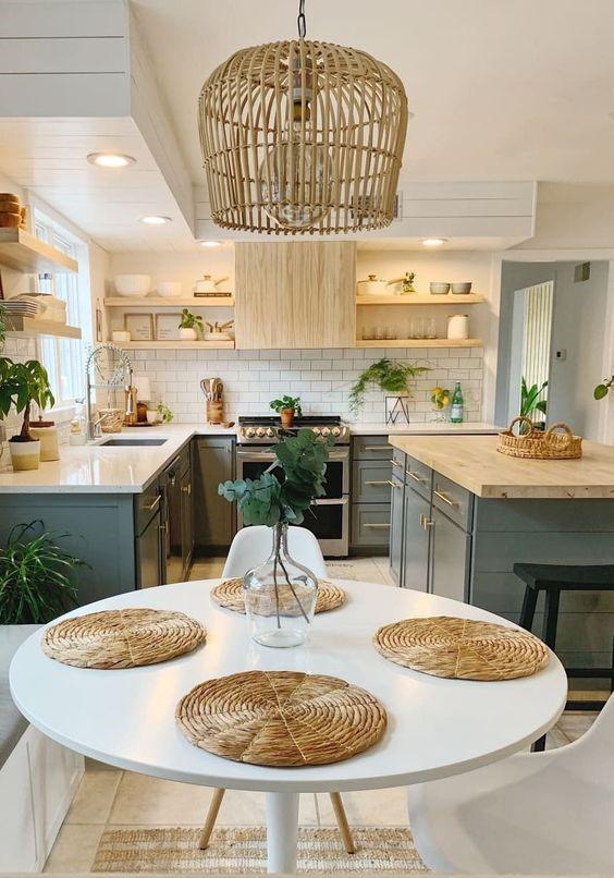 Cách bố trí bếp trong căn hộ chung cư