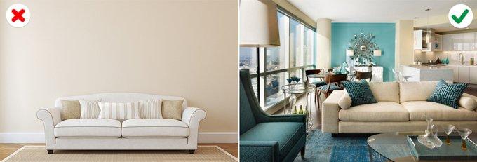 Cách phối màu trong thiết kế nhà