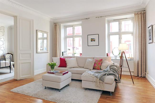 Cách thiết kế nội thất chung cư đẹp