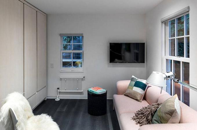 Căn hộ 20m2 thiết kế đẹp Thiết kế căn hộ mini 20m2