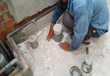 Chống thấm dột & Chống thấm trần nhà & Dịch vụ chống thấm
