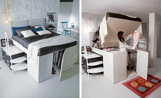 Giường thông minh tphcm & Giường ngủ thông minh tphcm