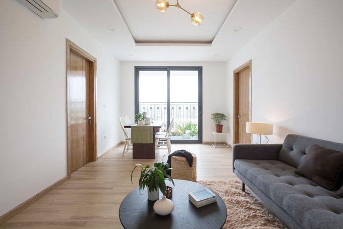 Hoàn thiện nhà chung cư trọn gói 71m2 với 250 triệu