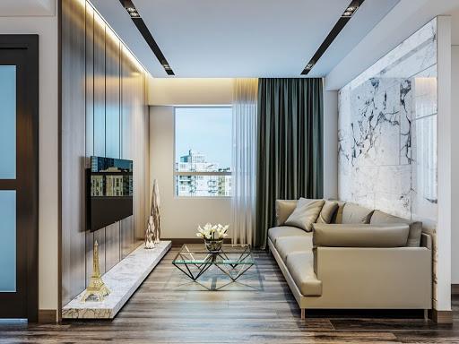 Kinh nghiệm lựa chọn thiết kế nội thất chung cư nhỏ
