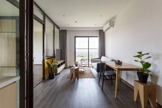 Kinh nghiệm sửa nhà chung cư 65m2 Thiết kế căn hộ chung cư 65m2