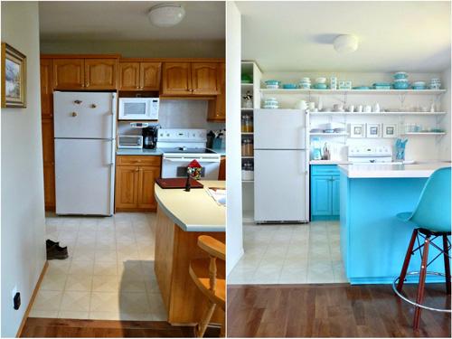Kinh nghiệm sửa phòng bếp