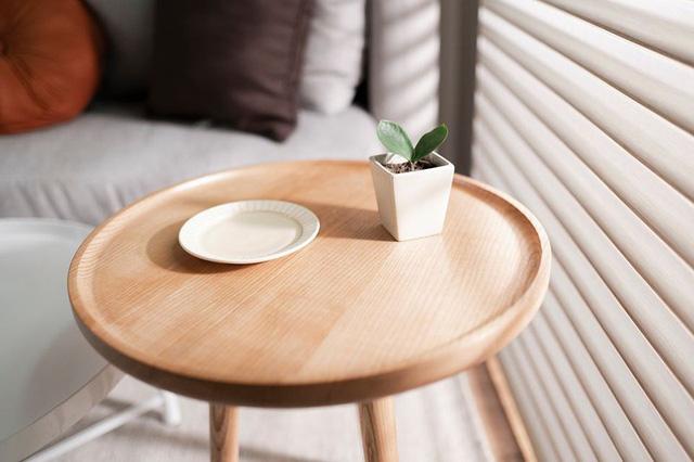Mẫu căn hộ thiết kế tối giản và xem trọng công năng