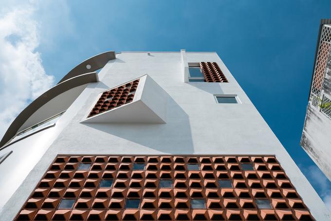 Mẫu nhà phố đẹp 3 tầng & Mẫu nhà ống 3 tầng đẹp 2019