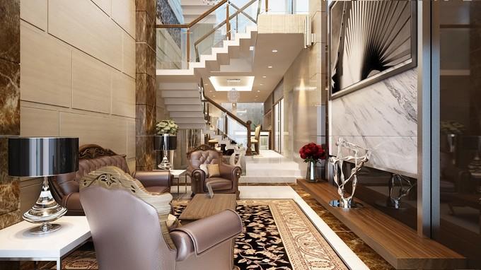 Mẫu nội thất phòng khách đẹp
