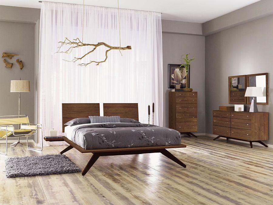 Mẫu phòng ngủ cho người trẻ