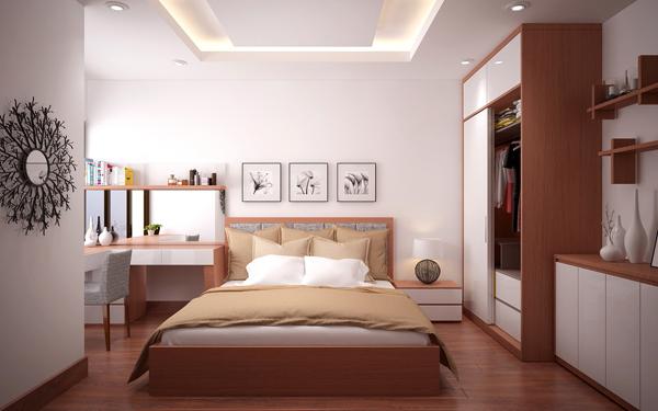 Mẫu phòng ngủ nhỏ đẹp