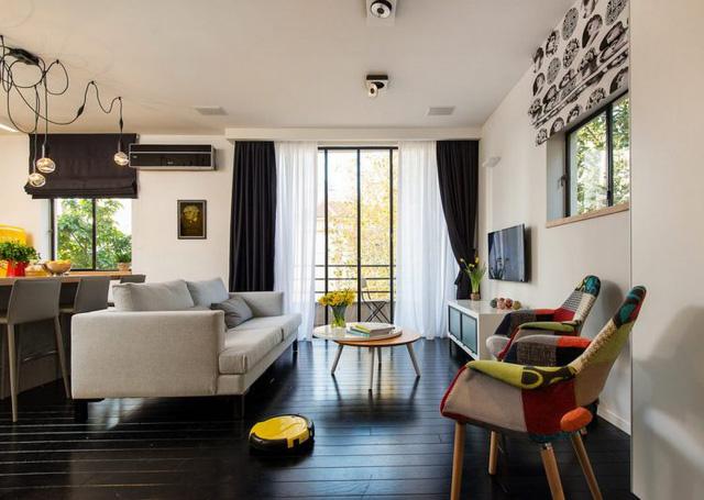 Mẫu thiết kế nội thất căn hộ 70m2 & Thiết kế căn hộ 70m2 3 phòng ngủ