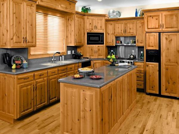 Mẫu tủ bếp đẹp hiện đại 2019 & Mẫu tủ bếp đẹp hình chữ l