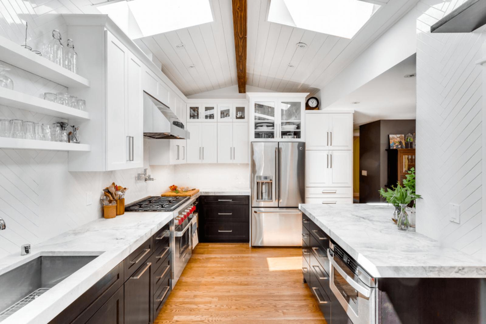 Những Vấn Đề Phong Thủy Cần Lưu Ý Khi Thiết Kế Phòng Bếp & Những lưu ý khi thiết kế phòng bếp
