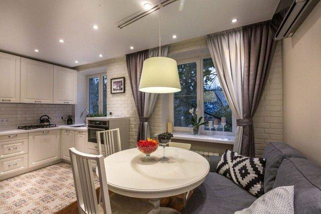 Nội thất chung cư 54m2 & Thiết kế căn hộ chung cư 54m2