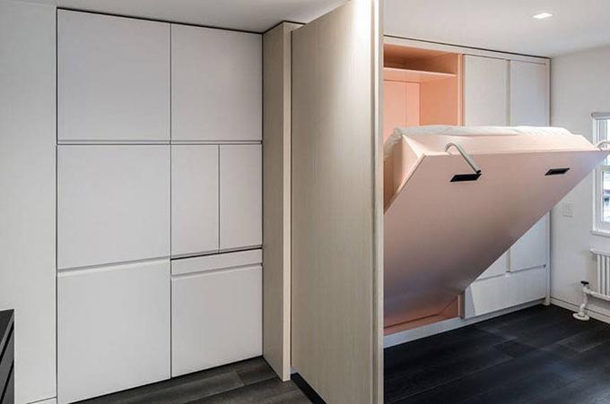 Nội thất thông minh & Thiết kế nội thất thông minh
