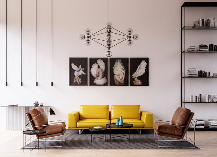 Quy tắc thiết kế nội thất
