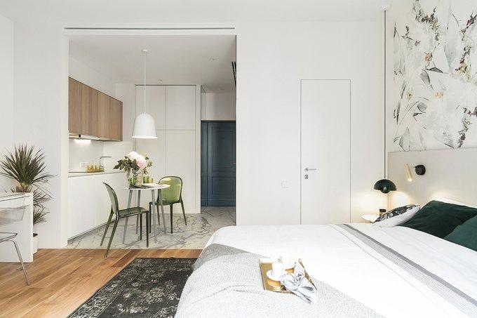 Sửa chữa căn hộ 28m2 Thiết kế nội thất căn hộ 28m2