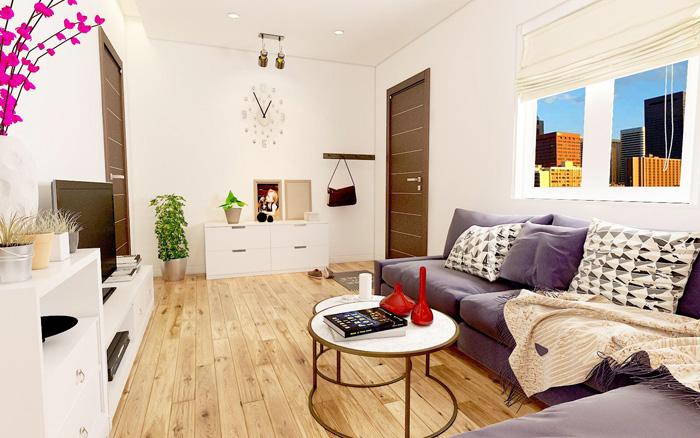 Sửa chữa căn hộ chung cư tiết kiệm chi phí