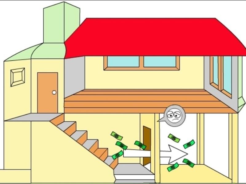 Sửa chữa nhà cần lưu ý khi để cửa phòng ngủ đối diện cầu thang