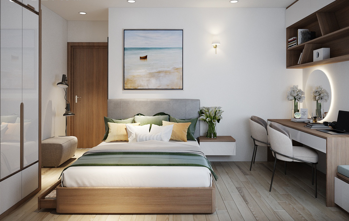 Sửa chữa nhà khi phòng ngủ không có cửa sổ phải làm sao