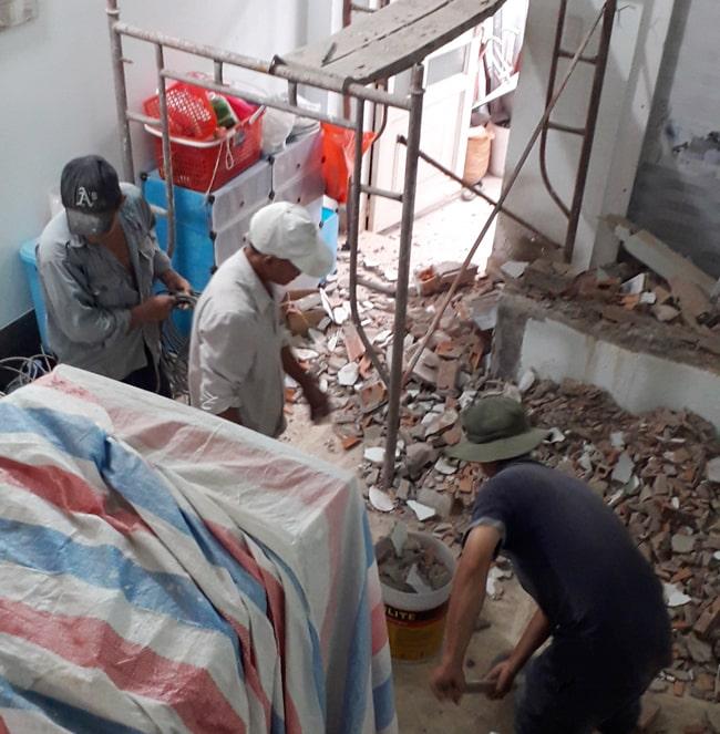 Sửa Nhà Trọn Gói & Bảng giá sửa nhà trọn gói