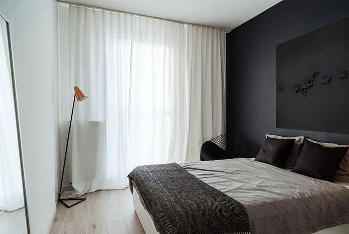 Thiết kế căn hộ chung cư 55m2
