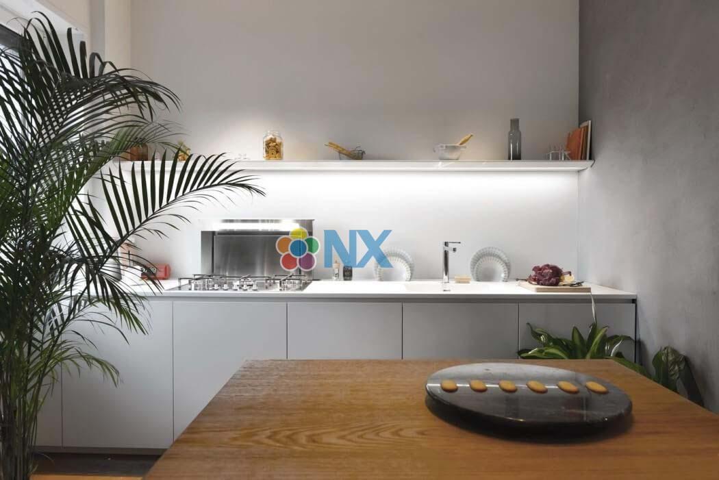 Thiết kế căn hộ theo phong cách Ý