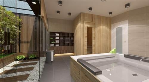 Thiết kế nhà 3 tầng 5x20m cho gia đình nhiều người