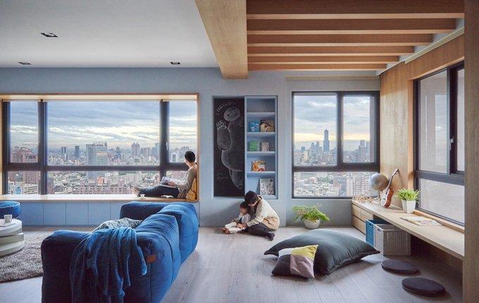 Thiết kế nhà cho vợ chồng trẻ