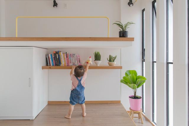 Thiết kế nhà nhỏ 18m2 đẹp dễ dàng giữa lòng Sài Gòn