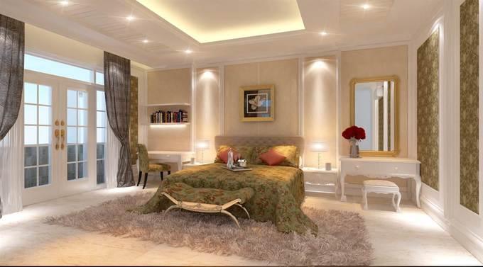 Thiết kế nội thất cho phòng ngủ