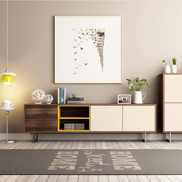 Thiết kế nội thất chọn đồ nội thất cho nhà mới xây