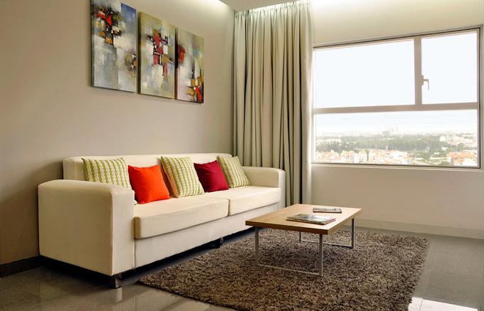 Thiết kế nội thất chung cư 70m2 & Nội thất chung cư 70m2 đẹp