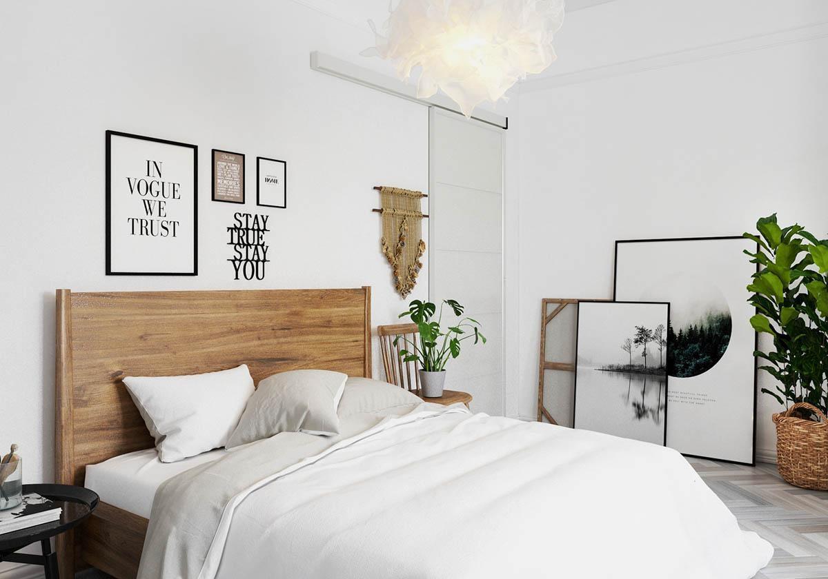 Thiết kế nội thất chung cư nhỏ phong cách hiện đại
