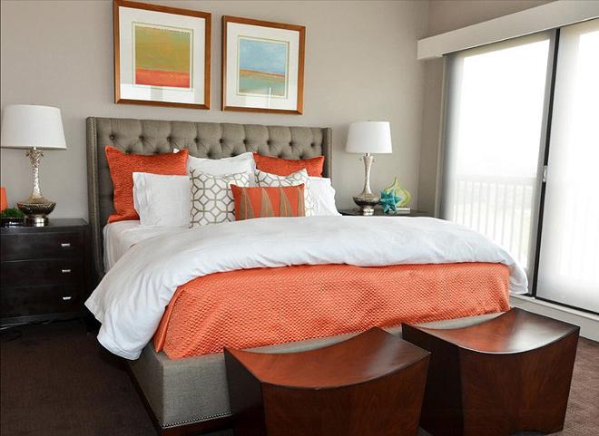 Thiết kế phòng ngủ đẹp như khách sạn